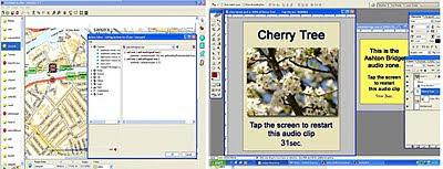 szenografie, mediaguide, per pegelow, museum, multimedia guide, audioguide, multimedia guide