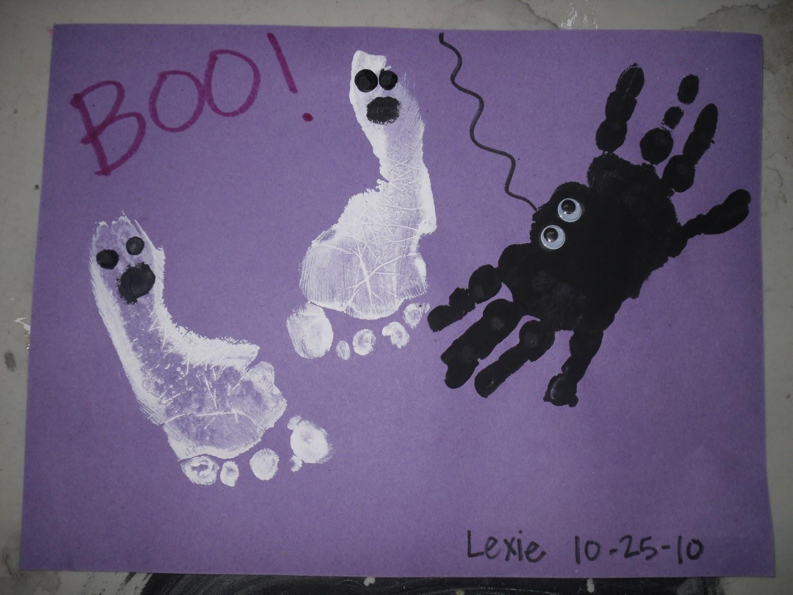 Halloween Craft for KIDS Halloween Craft Kindergarten Easy