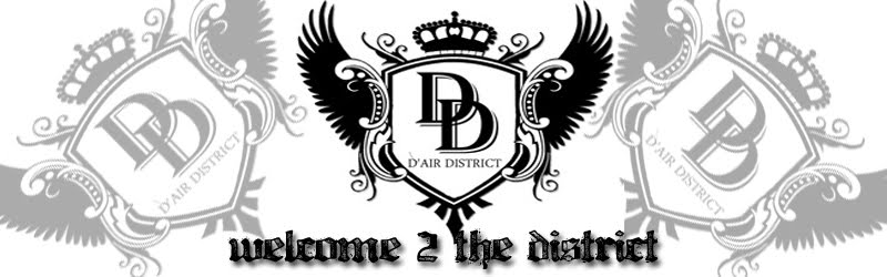 Welcome To The District!!!