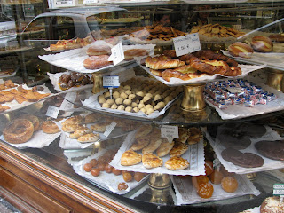 Madrid pastries
