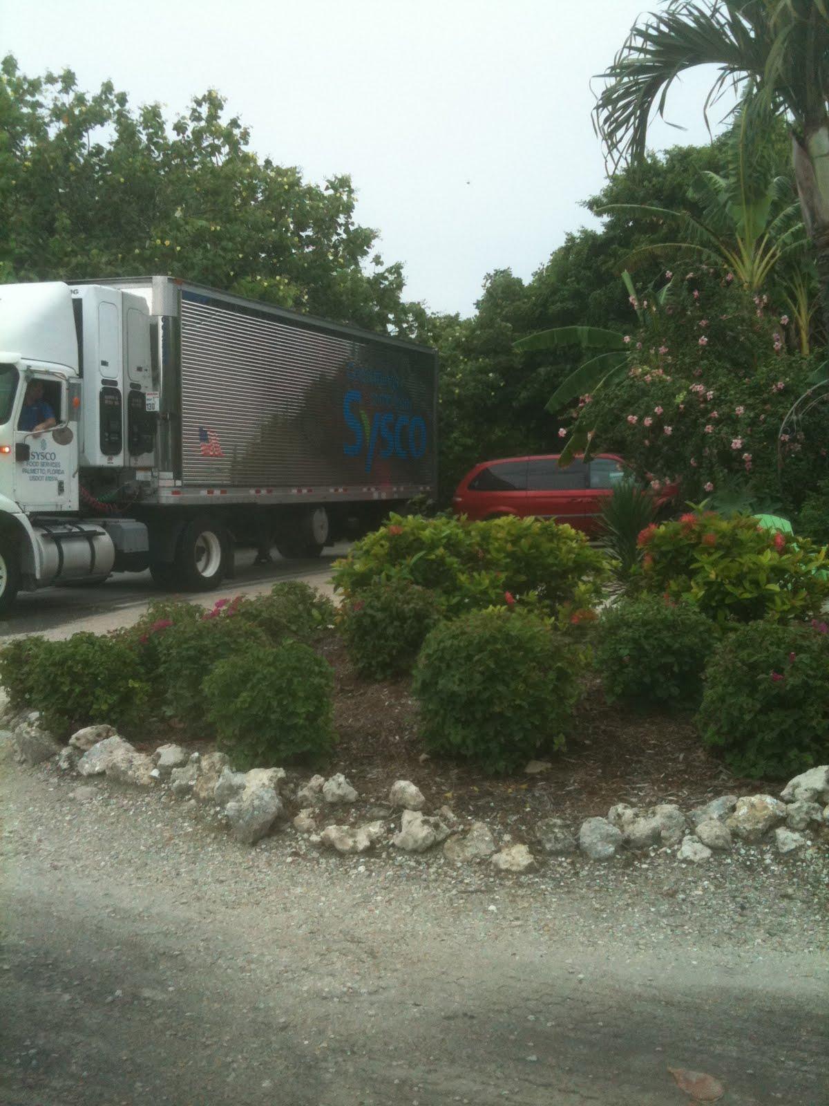 Sysco truck