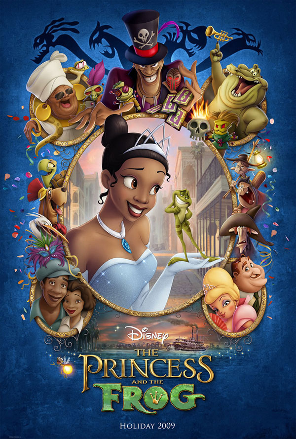 Princess and the Frog the Best Cartoon Image