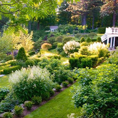 Casa Haus English Magnificent Garden Design - formal garden design ideas