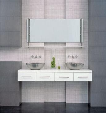 Ba os modernos tendencias en azulejos casa haus decoraci n for Porcelanato interceramic