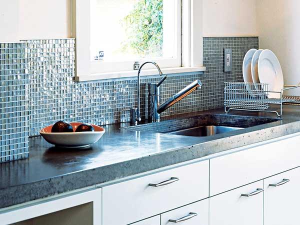 Cocina moderna azulejos casa haus decoraci n - Cocinas con mosaico ...