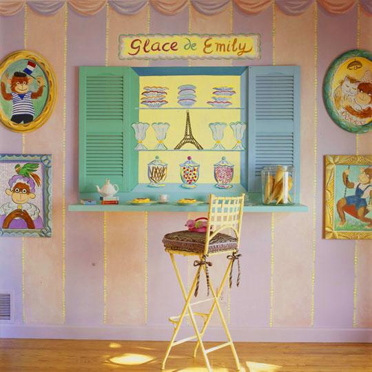 Excelentes ideas para el cuarto de los niños   casa haus decoración