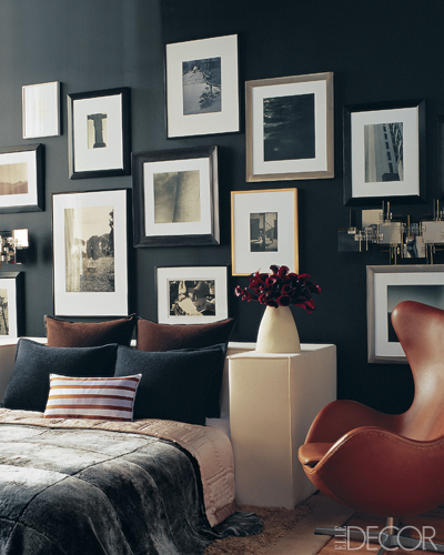 Casa haus english black or white for Elle decor bedroom ideas
