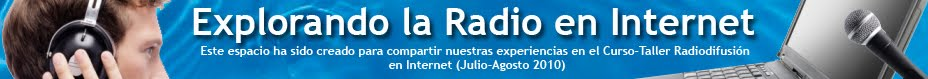 Explorando la radio en Internet