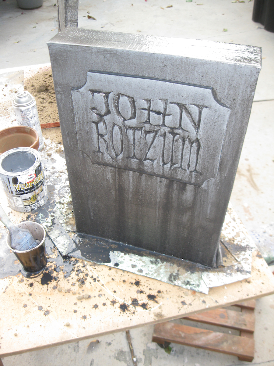 dave lowe design the blog: 14 days 'til halloween: fed-ex box