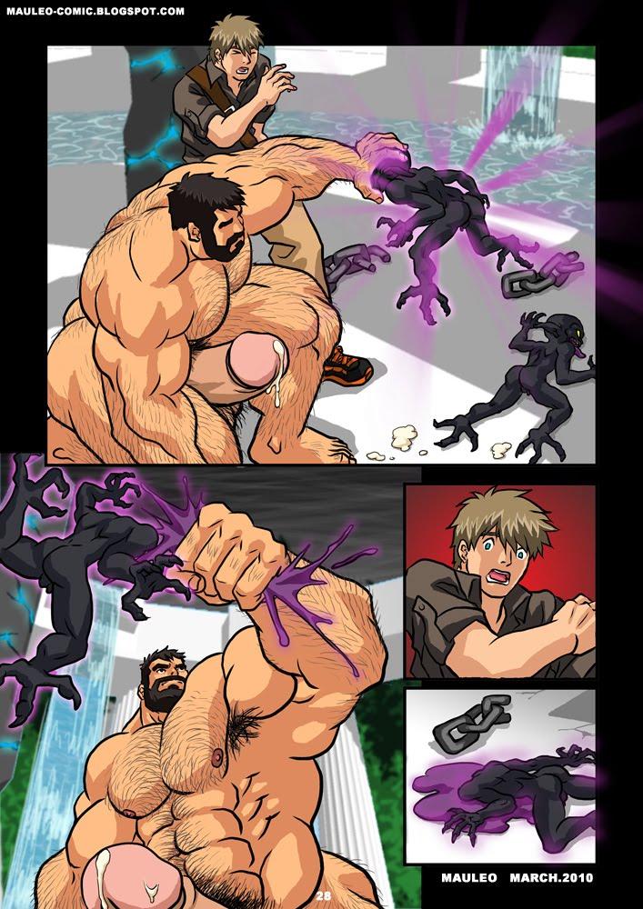Гей Порно Комиксы Танос
