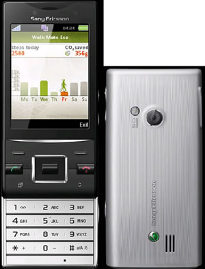 Sony Ericsson Hazel J20i Manual