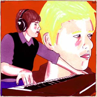Spoon Daytrotter Art