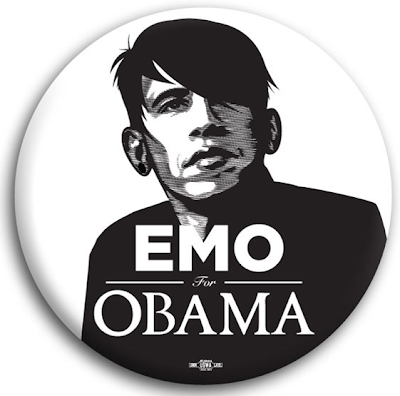Emo For Obama