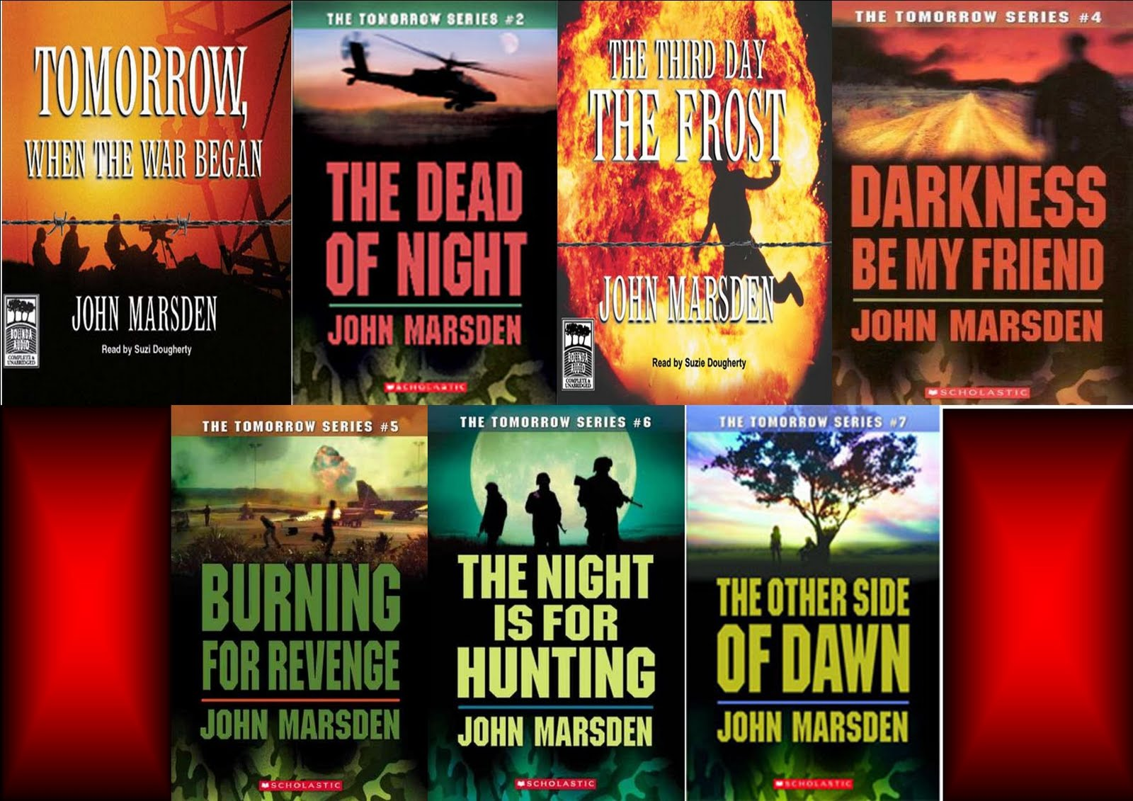 the concept of journey in maestro stand by me the tomorrow series by john marsden and the bookfilm s