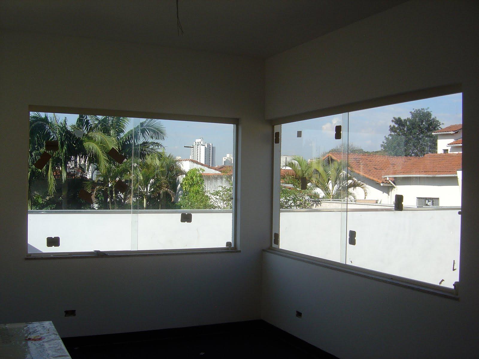 #875B44 Casa Anderson: da visita de 20/7 janelas de vidro 186 Janelas De Vidro Na Sala