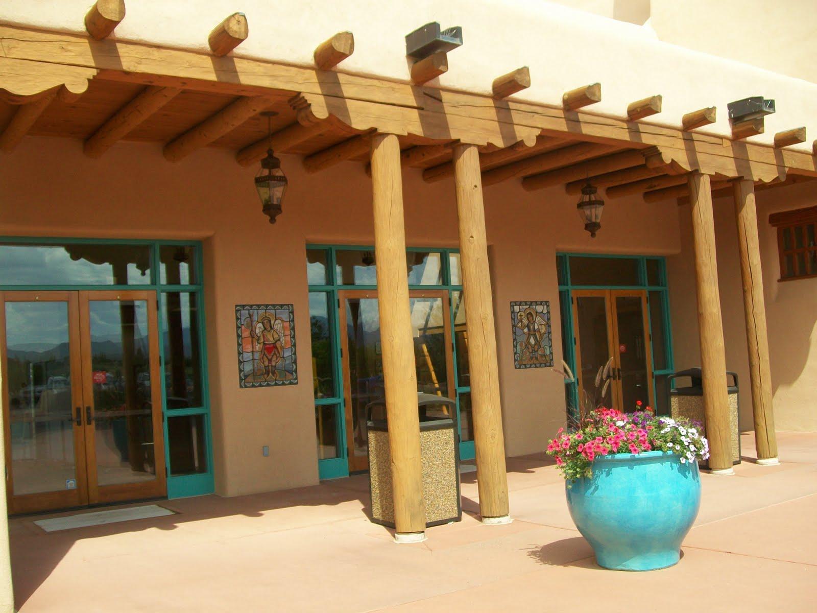 La casa de towanda santa maria de la paz church - La casa de maria ...