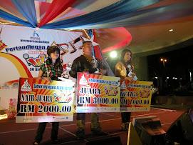 Juara, Naib Juara & 3rd MAS Idol