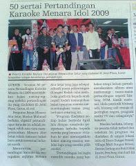 50 Sertai Pertandingan Karaoke Menara Idol 2009