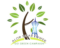 Alor Setar Tower Go Green