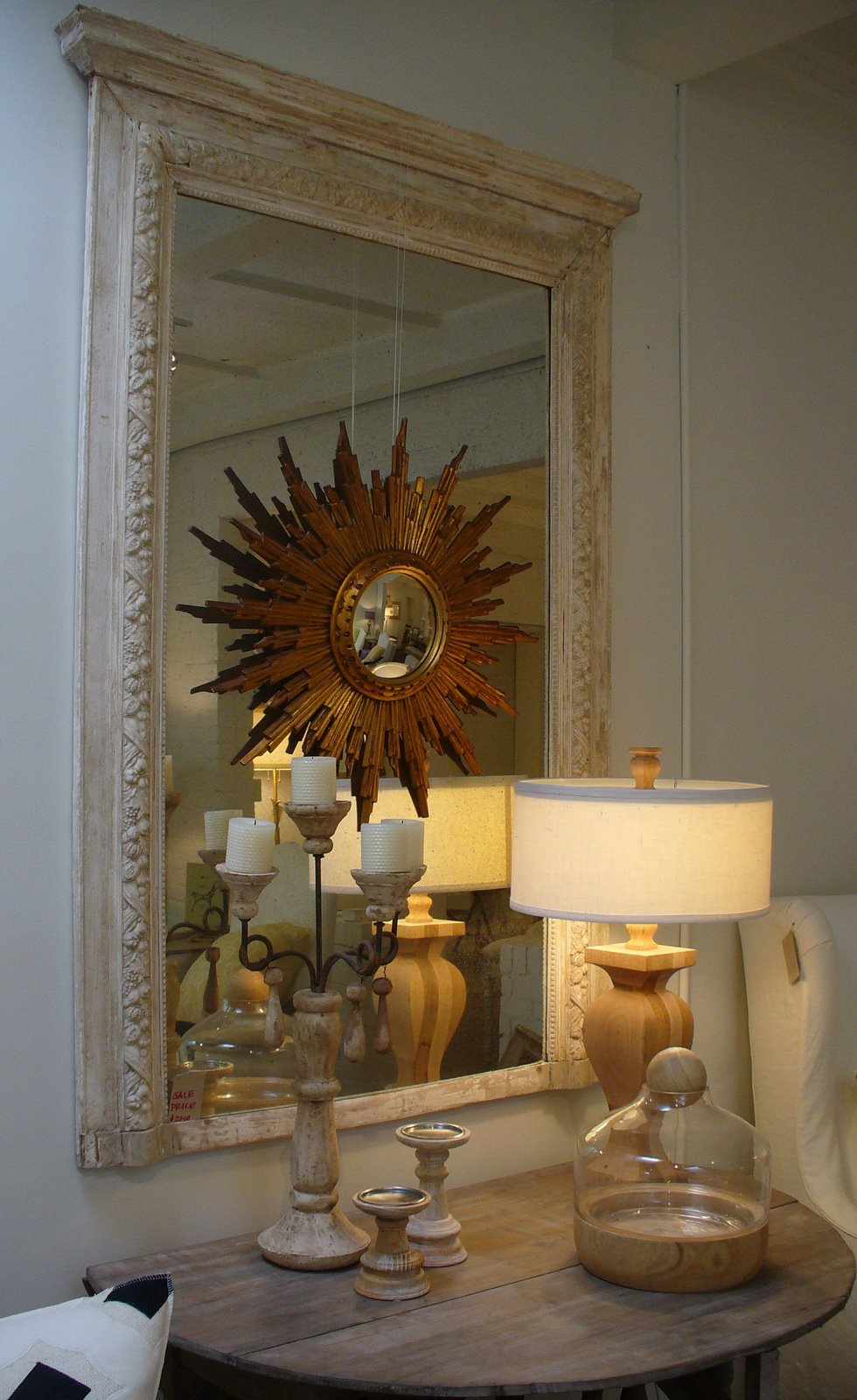 Starburt mirror