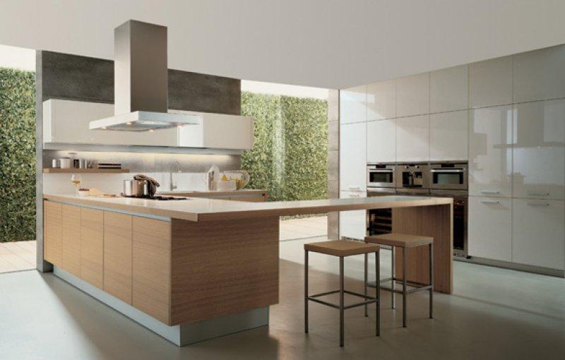 Alea minimalist kitchen design by paolo piva varenna for Poliform kitchen designs