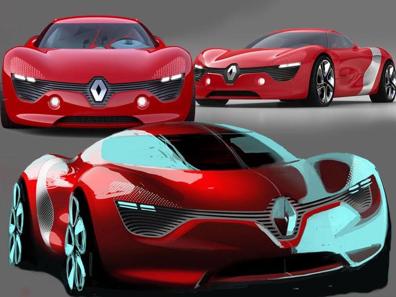 renault electric sports car dezir concept sport cars. Black Bedroom Furniture Sets. Home Design Ideas