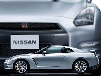 2012 Nissan Sport Cars GT R (Japan Specs) Set For North American