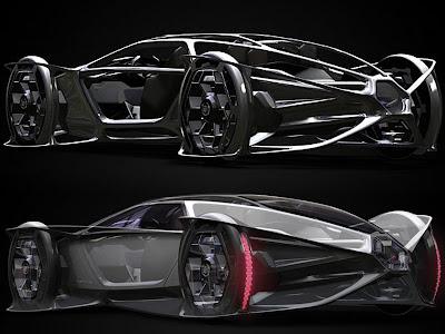 1981 Mercedes Benz Auto 2000 Concept. concept cars zero-emission