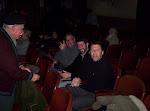 El mejor cine del mundo!!! Sala Madre Cabrini