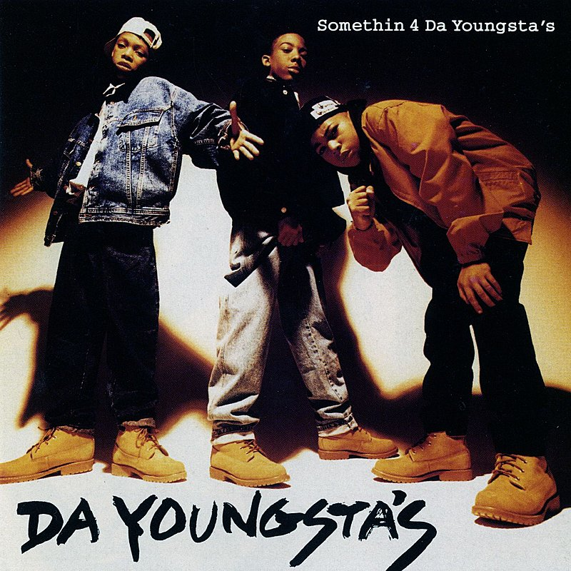 Da Youngstas - Somethin' 4 Da Youngstas (1992)