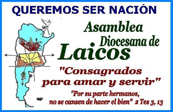 Visita el Blog de los Laicos de Quilmes