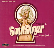 SoulSugar Vol.4  available on CD (25€) & 2LP (29€) + shipping