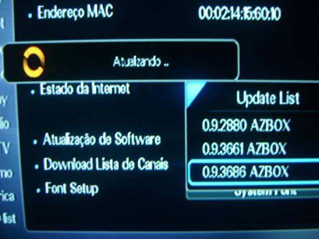 -010 Como configurar CS no Azbox Elite via Mbox.