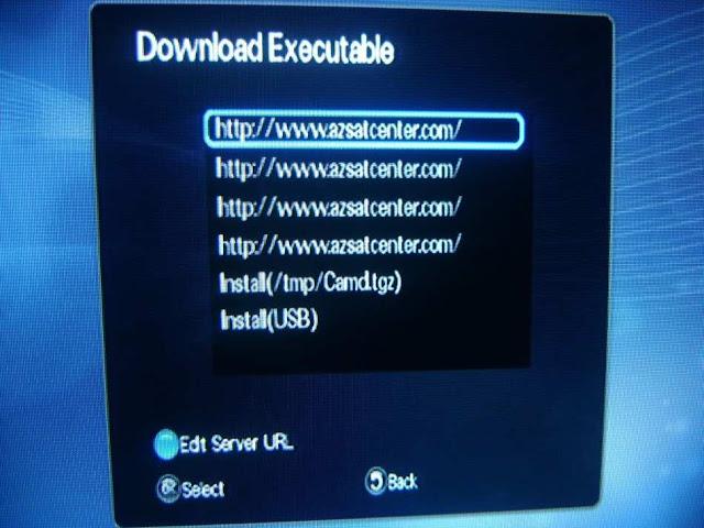 -020 Como configurar CS no Azbox Elite via Mbox.