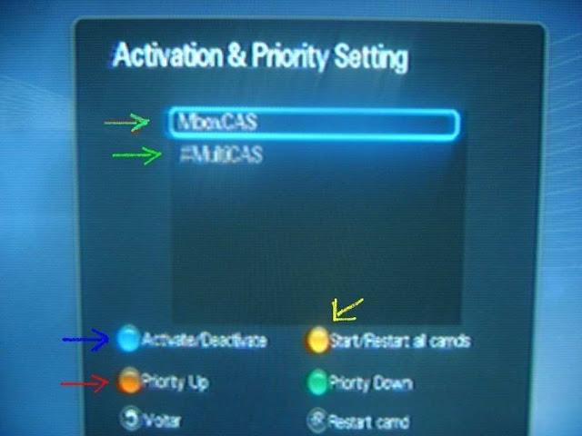 -023 Como configurar CS no Azbox Elite via Mbox.