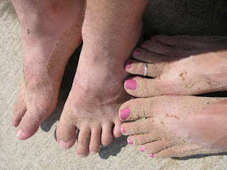 harbor springs beachy feet