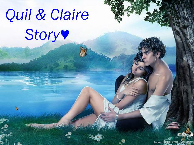 Quil and Claire Story♥