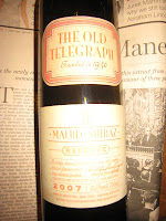 The Old Telegraph Wine