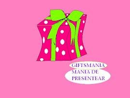GIFTSMANIA- Mania de presentear