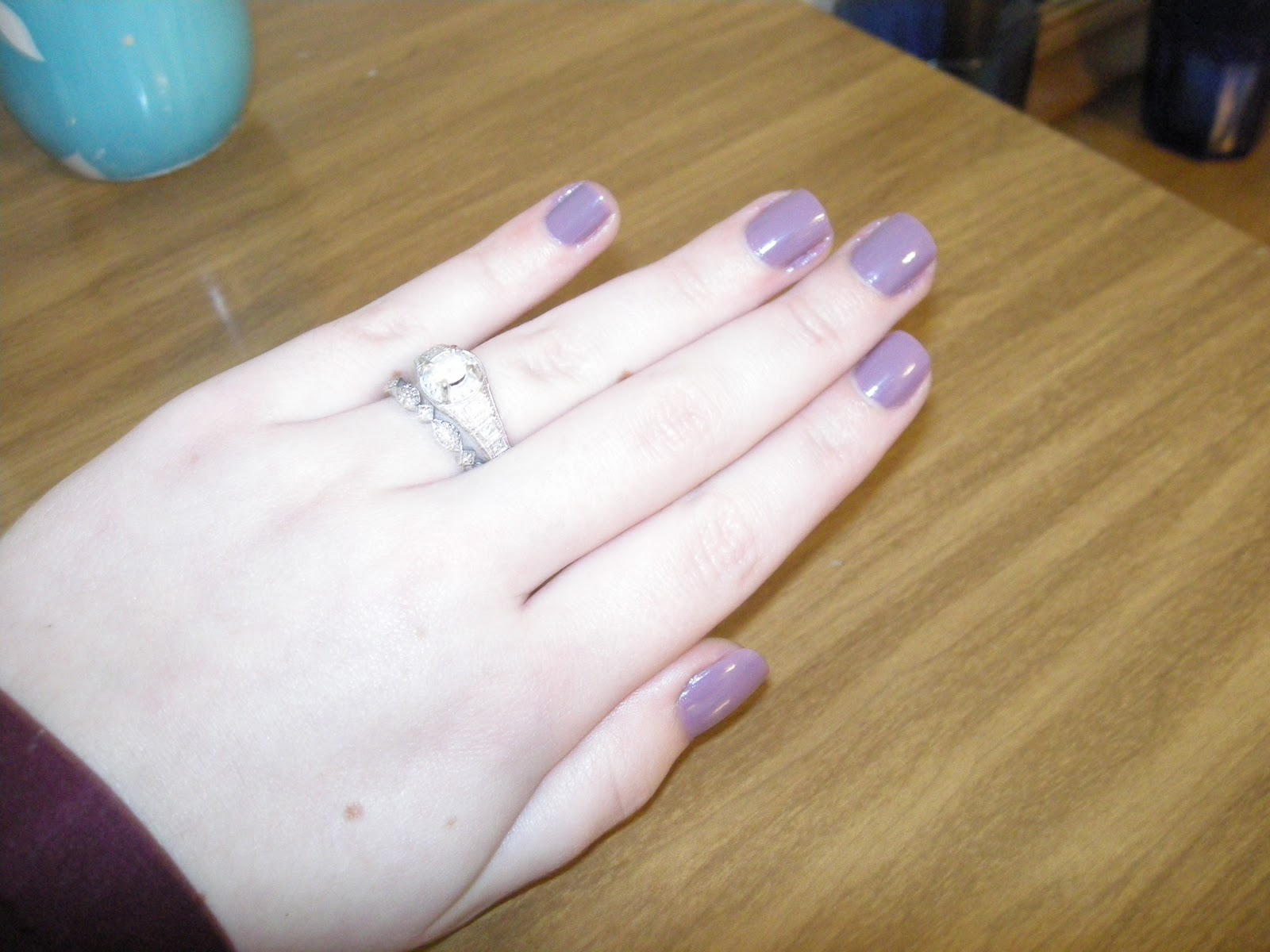 anything green: new nail polish: wet \'n wild megalast in \