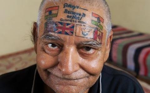 Stupid Face Tattoos