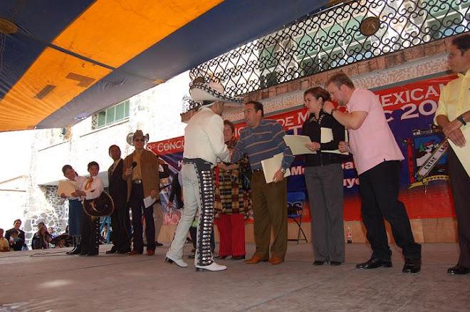 IX Concurso de la musica Mexicana Tecamac