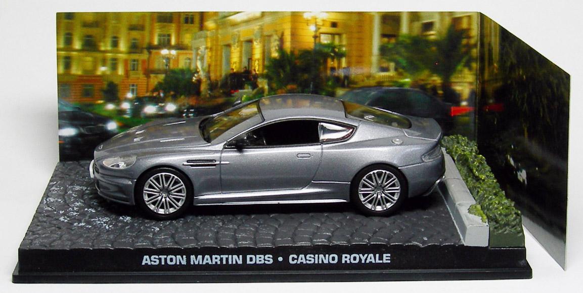 Car driven in casino royale