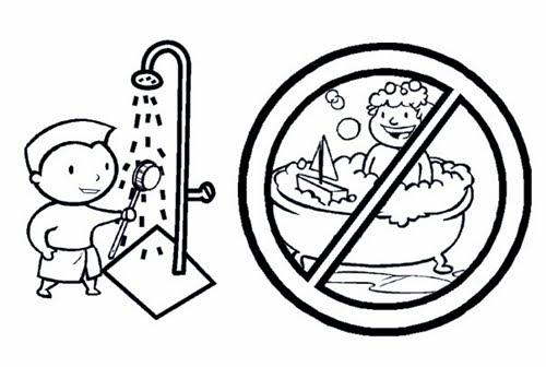 Baño De Regadera Cancion Infantil:los niños y la tecnologia: Consejos para cuidar el ambiente