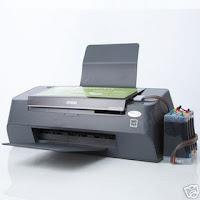 Service Printer Epson Hasil Cetak Bergaris
