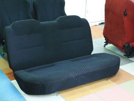 Daihatsu Mira L500. Seat Daihatsu Mira L5 complete