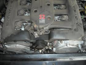 Bernard's Blog: Chrysler Coolant Leak - 3.2L and 3.5L Engines