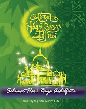 Salam AidilFitri dari Kelly&#39;s Life