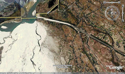 Kosi Barrage- right canal