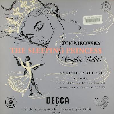 Nérini, La Belle au bois dormant, Tchaikovsky